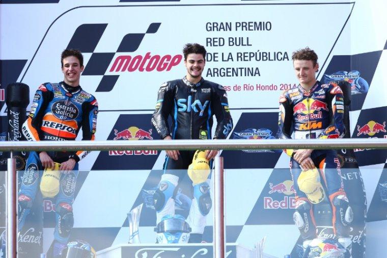Moto3 / Argentine / Race!