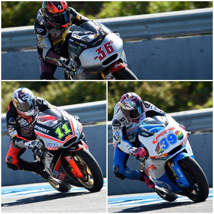Moto2 / Espagne / Qualifications & WarmUp