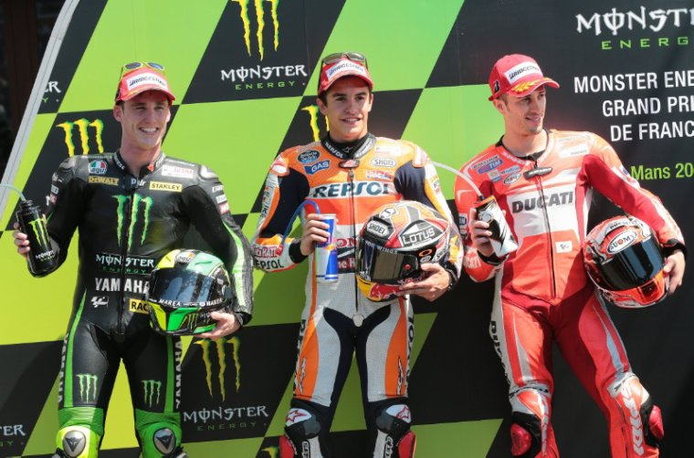 MotoGP­™ / France / Qualifications & warmup