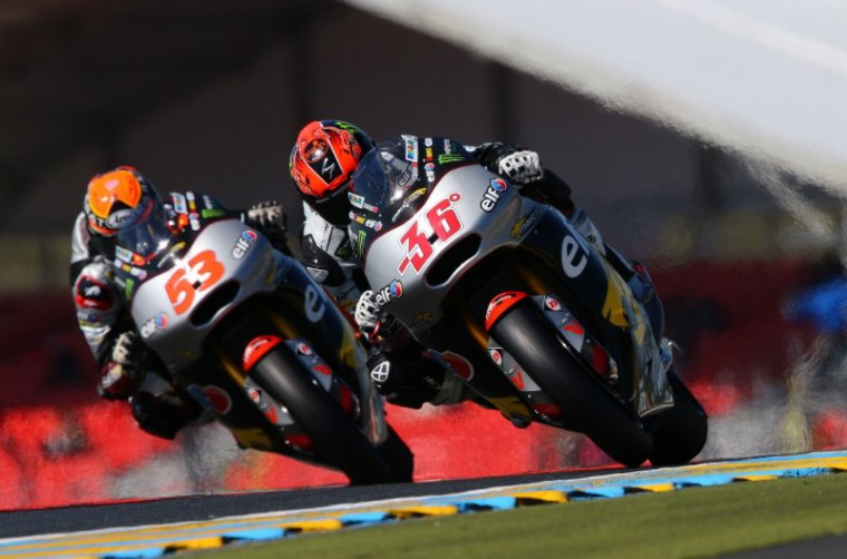 Moto2 / France / Qualifications & WarmUp