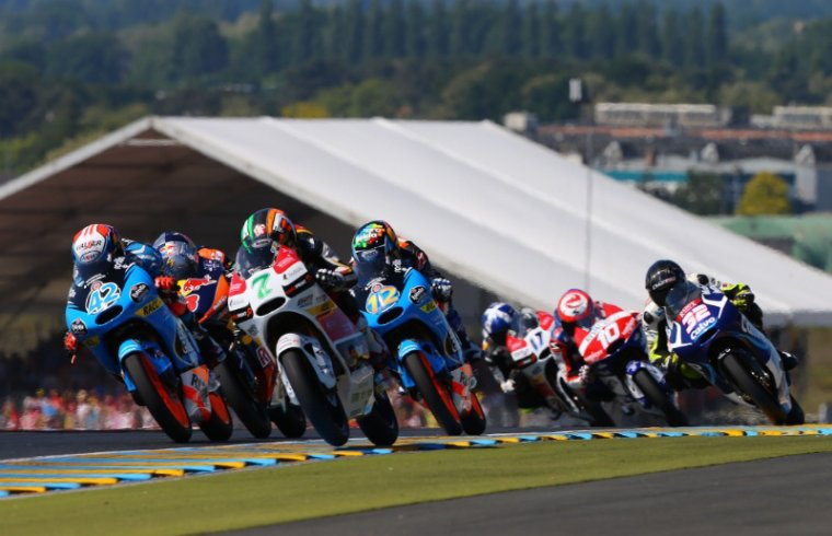 Moto3 / France / La course