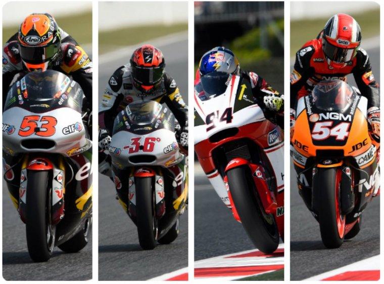 Moto2 / Barcelone-Catalogne / Essais Libres