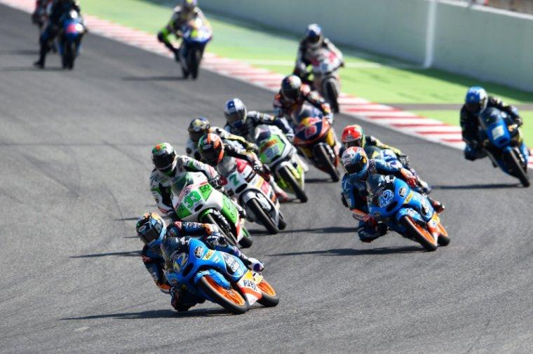 Moto3 / Barcelone-Catalogne / La course