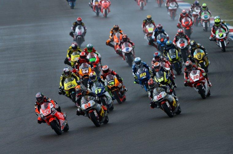 Moto2 / Pays-Bas, Assen / La course