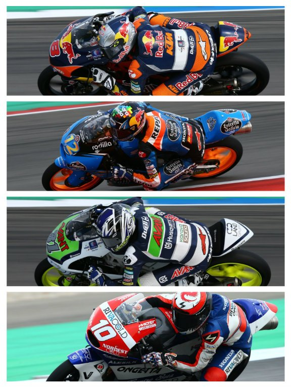 Moto3 / Pays-Bas, Assen / Qualifications et Warmup
