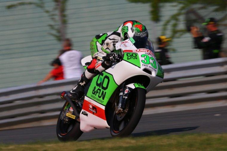Moto3 / Sachsenring / Qualifications et Warmup