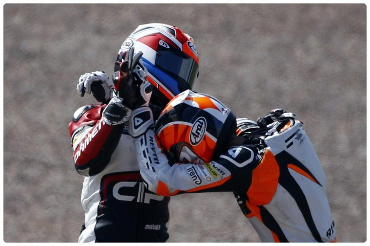 Moto3 / Sachsenring / La course!