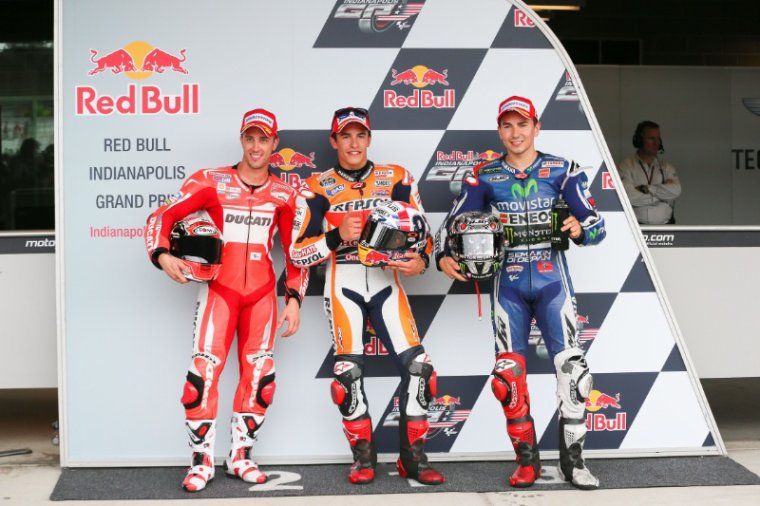 MotoGP­™ / Indianapolis / Qualifications et WarmUp