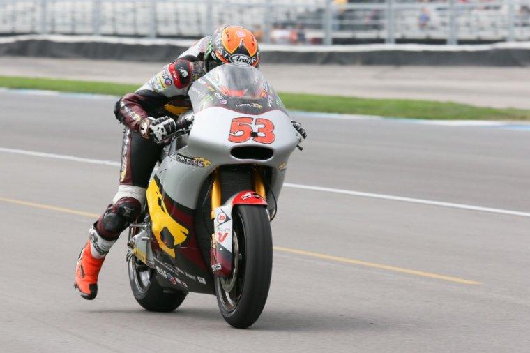 Moto2 / Indianapolis / Essais Libres