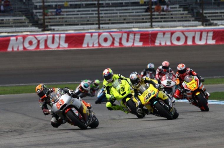 Moto2 / Indianapolis / La course
