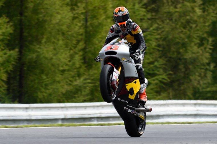 Moto2 / Brno / Essais Libres