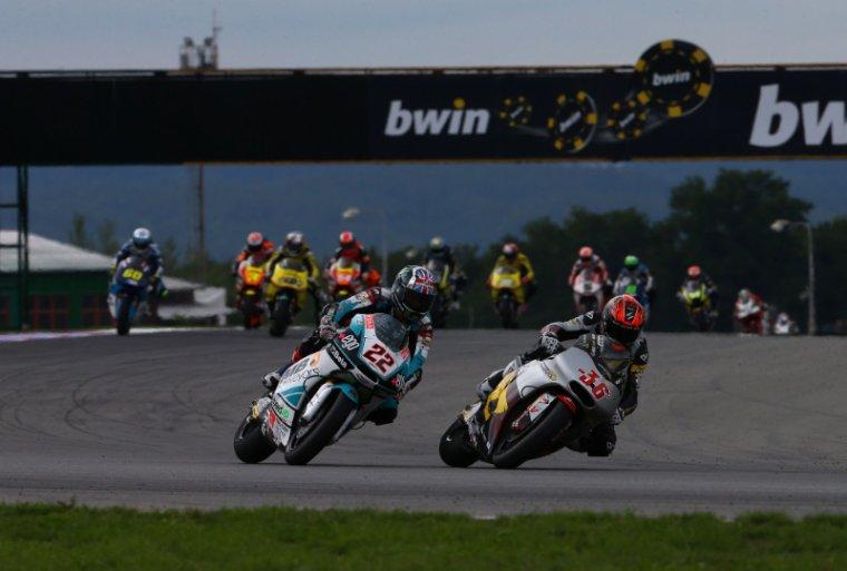 Moto2 / Brno / La course