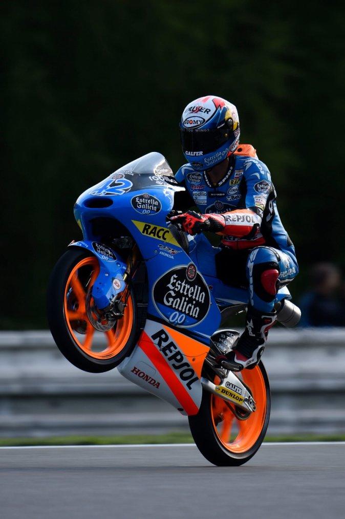 Moto3 / Brno / Essais Libres