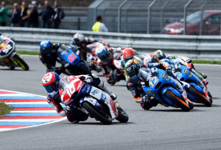 Moto3 / Brno / La course
