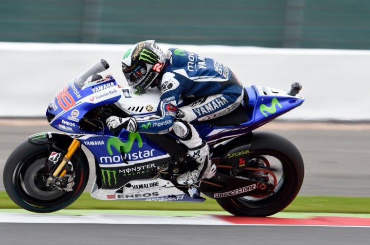 MotoGP™ / Silverstone / Qualif et Wamup