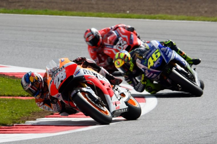 MotoGP™ / Silverstone / La course