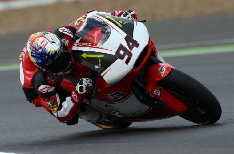 Moto2 / Silverstone / Essais Libres