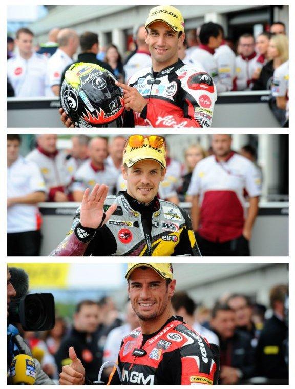 Moto2 / Silverstone / Qualification & WarmUp
