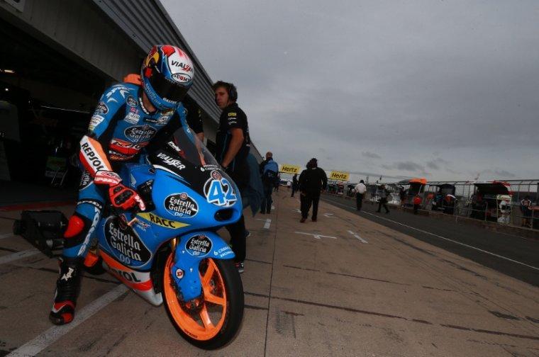 Moto3 / Silverstone / Essais Libres
