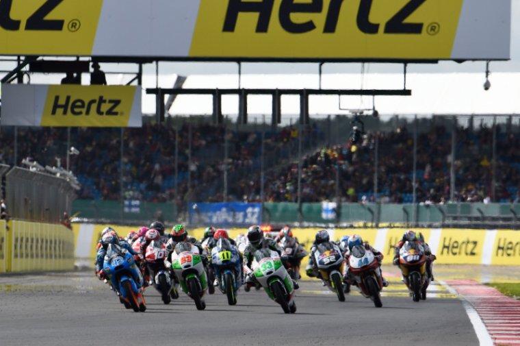 Moto3 / Silverstone / La course