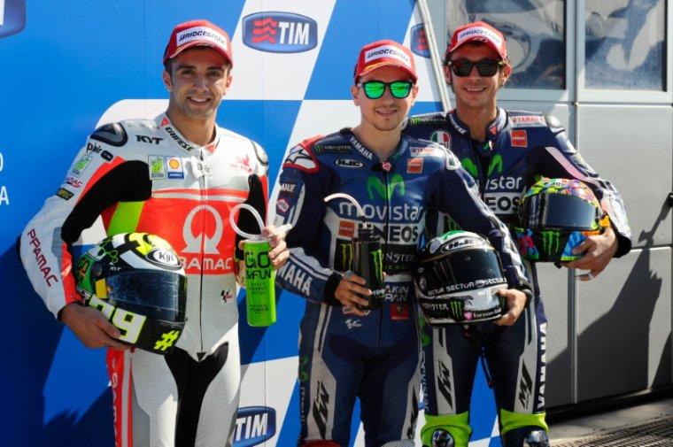MotoGP™ / Saint Marin / Qualif & WarmUp