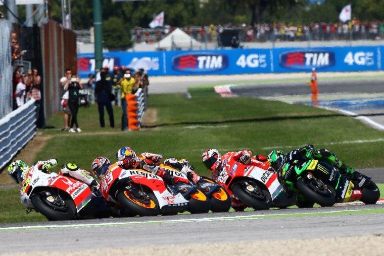 MotoGP™ / Saint Marin / La course