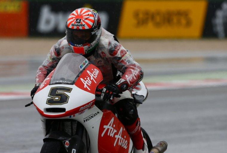Moto2 / Saint Marin / Essais Libres