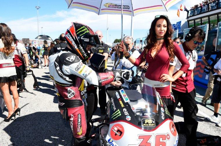 Moto2 / Saint Marin / La course