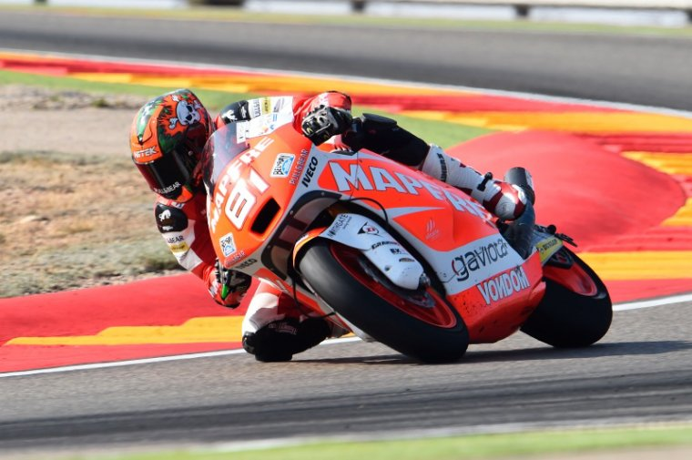 Moto2 / Aragon / Qualif et WarmUp