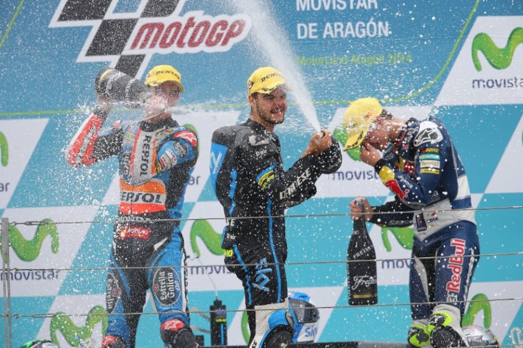 Moto3 / Aragon / La course