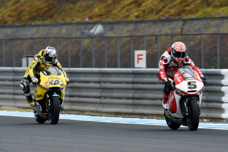 Moto2 / Motegi / La course