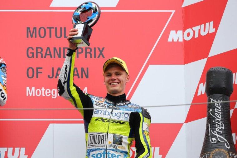 Moto3 / Motegi / Course