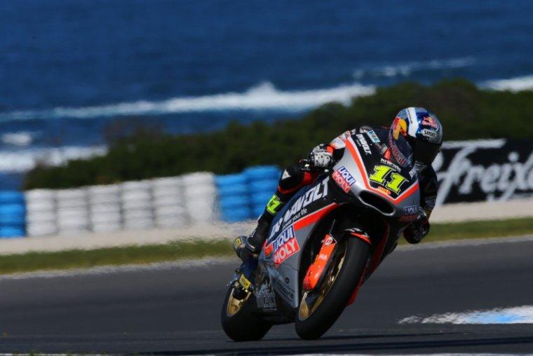 Moto2 / Australie / Essais libres