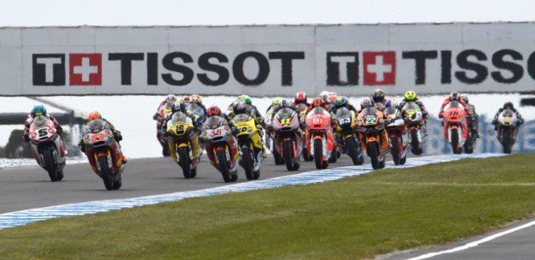Moto2 / Australie / La Course