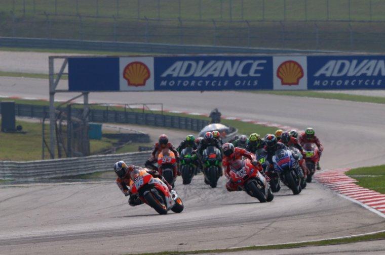MotoGP™ / Malaisie / La course