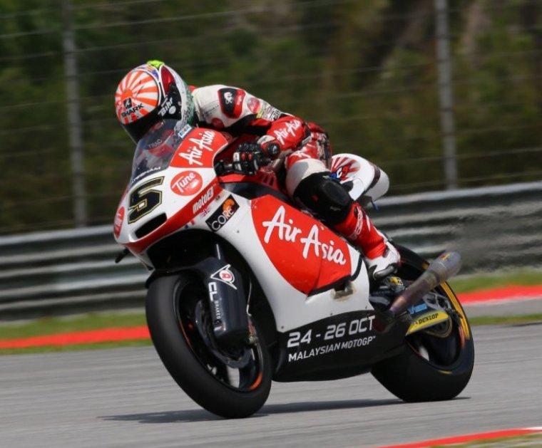 Moto2 / Malaisie / Essais libres