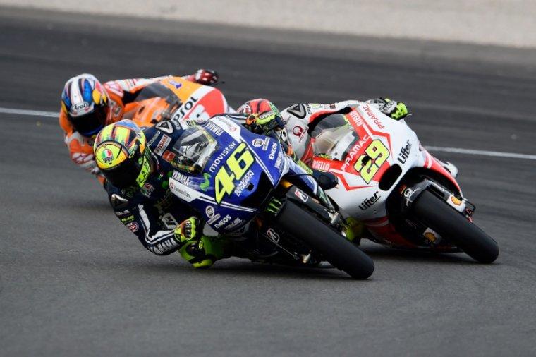 MotoGP™ / Valencia / La course