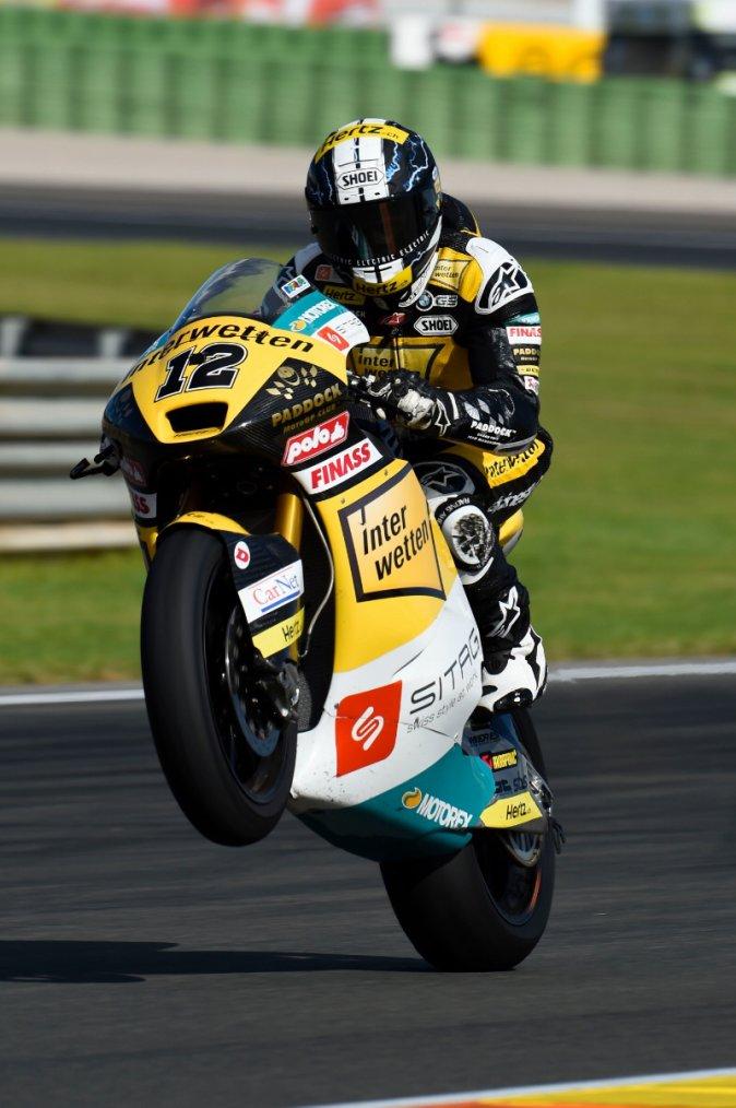 Moto2 / Valence / Essais Libres
