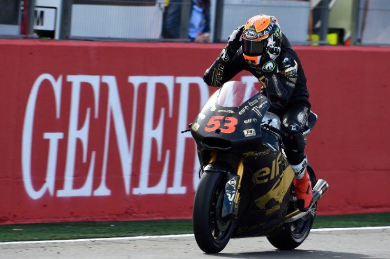 Moto2 / Valence / La course
