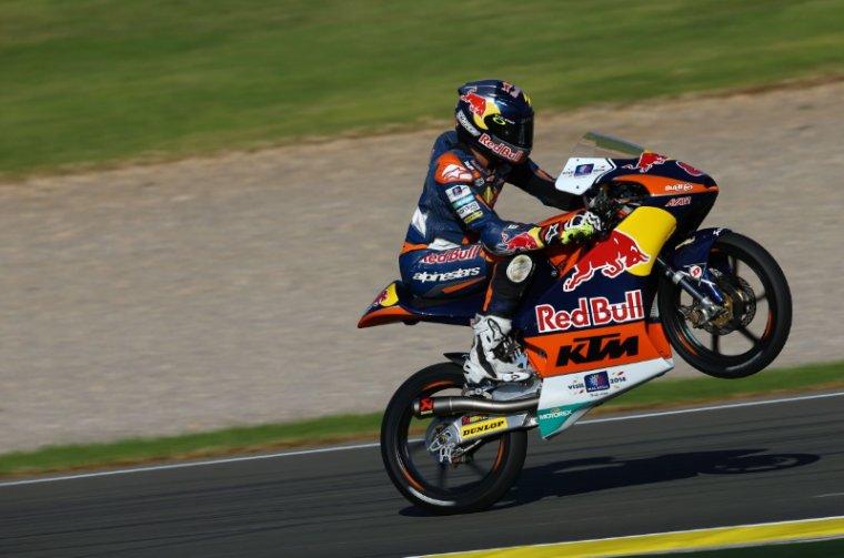 Moto3 / Valence / Qualif & WarmUp