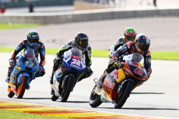 Moto3 / Valence / La course
