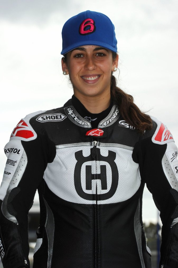 #6 Maria Herrera