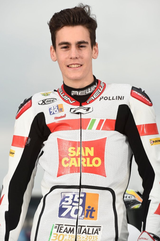 #29 Stefano Manzi