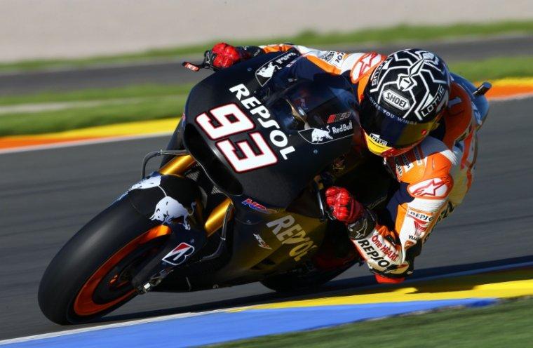 Test MotoGP Intersaison 10-12 Novembre 2014 à Valence
