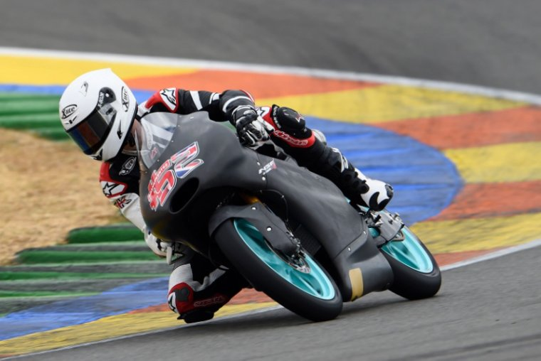 Moto3 Test Intersaison 10-12 Février 2015 a Valencia