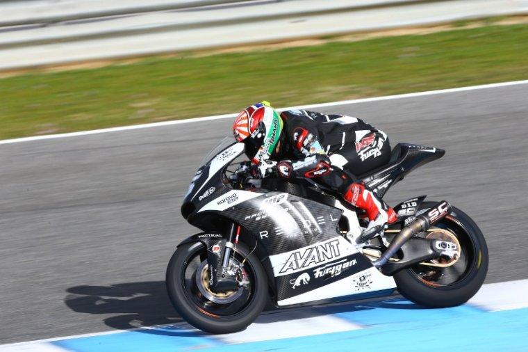 Test Moto2 Intersaison 17-19 Février 2015 à Jerez 1