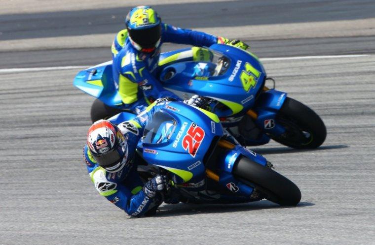 Test Intersaison MotoGP 23-25 fév Sepang 2