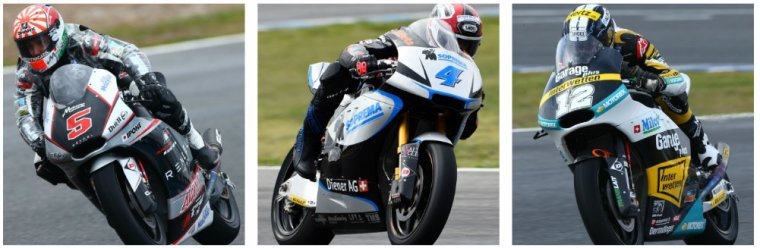 Test Moto2 Intersaison 17-19 Mars 2015 à Jerez 2