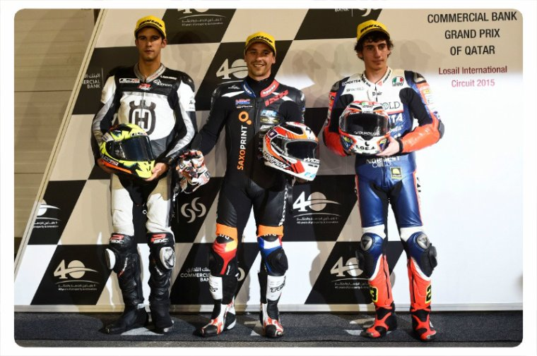 QATAR =  Moto2 & Moto3, Grille de qualifications et WarmUp