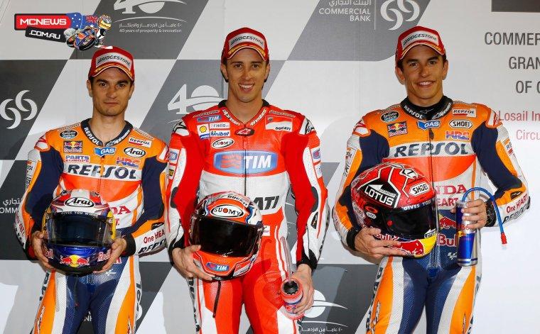QATAR = MotoGP, Qualif & WarmUp